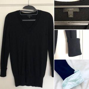 J. Crew merino sweater